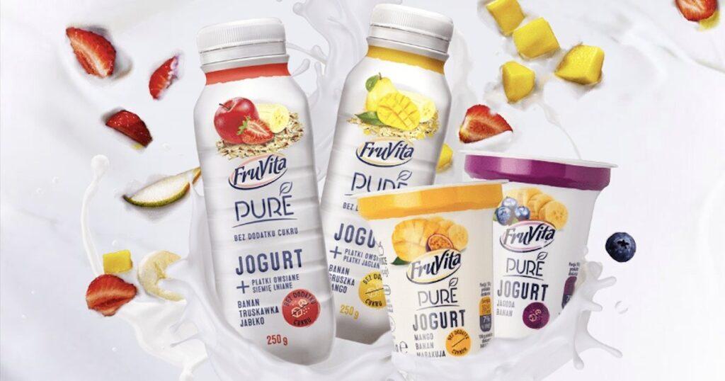 jogurt bez cukru