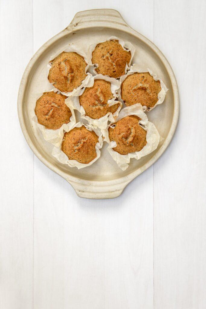 muffinki z soczewicą