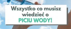 Czy można pić wodę z kranu